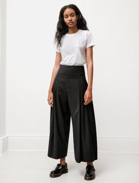 Studio Nicholson Vitra Fold Trousers - Black
