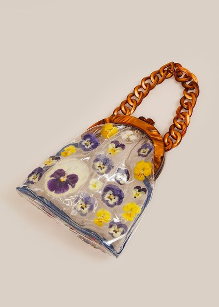 Dauphinette Ina's Violas Bag