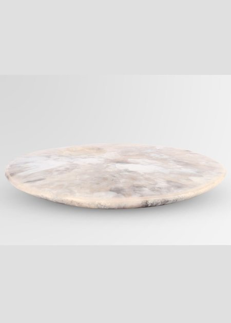 Dinosaur Designs Moon Cheese Platter - Sandy Pearl