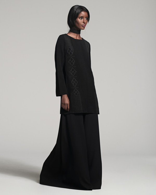 VOZ Apparel Long Sleeved Che Dress