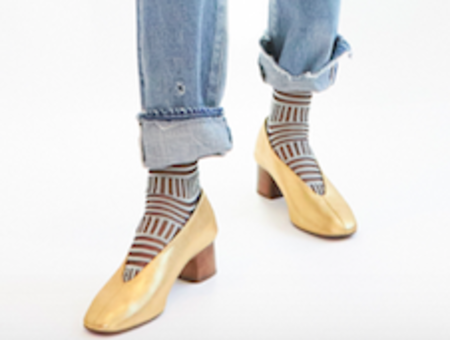 Coclico Narwhal Heel - Mordore Tan