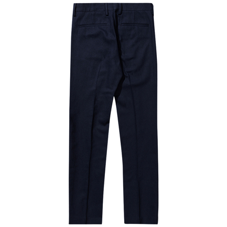 Norse Projects Thomas Cotton Wool Pants - Dark Navy