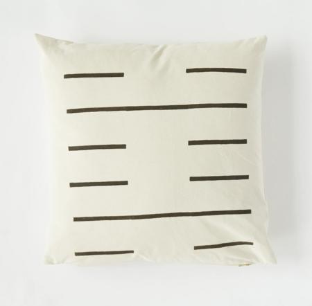 Caroline Z Hurley K'un Pillow -  Canvas