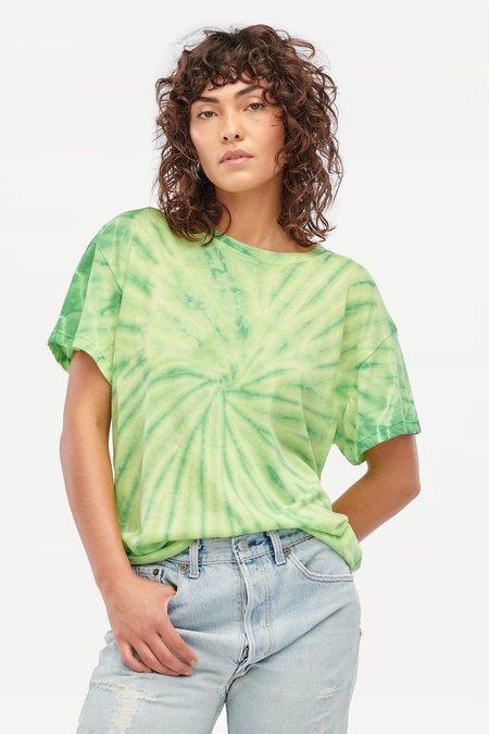 Lacausa Kai Tee - Lime Spiral