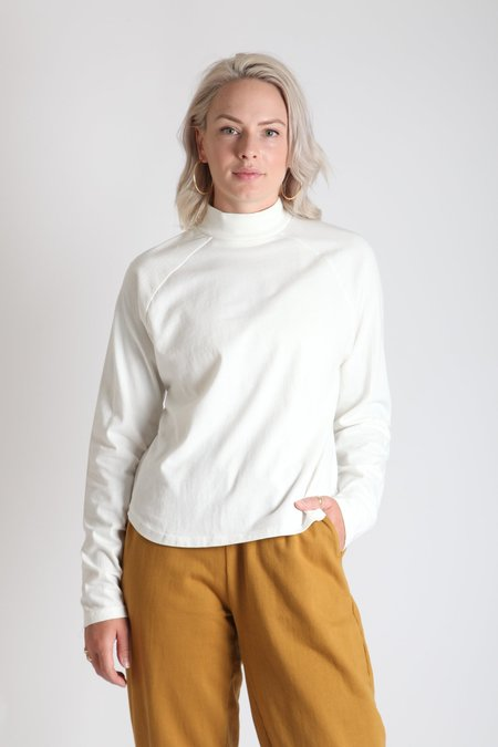 Gravel & Gold Hopp Top - Natural