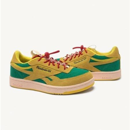 kids the animals observatory reebok and tao shoe collab - yellow