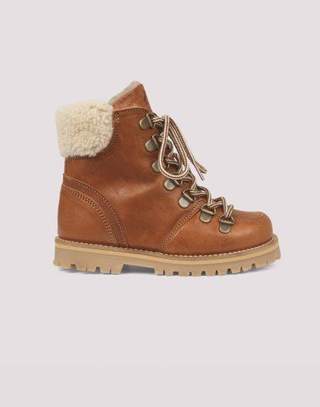 Kdis Petit Nord Shearling Winter Boot - Cognac