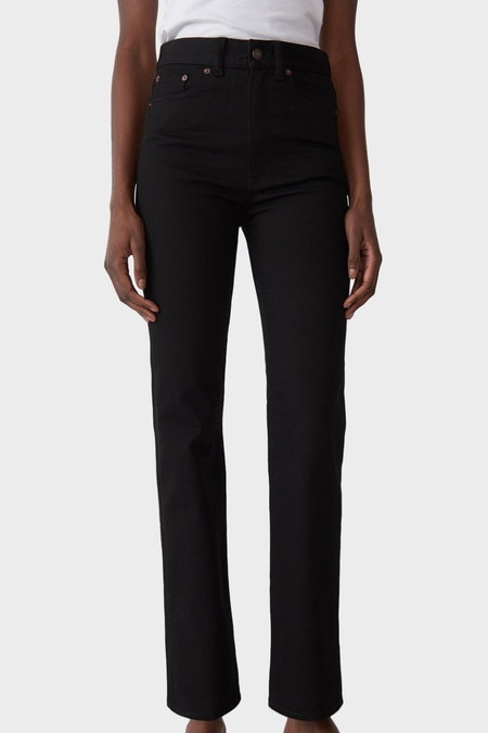 Jeanerica Eiffel Fit Jeans - Rinse Stay Black