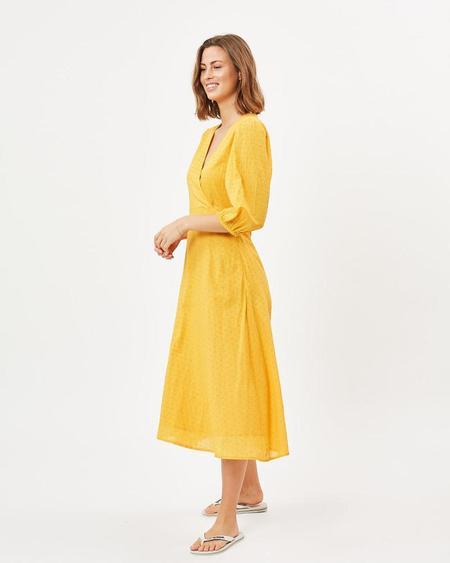 Minimum elmina midi dress