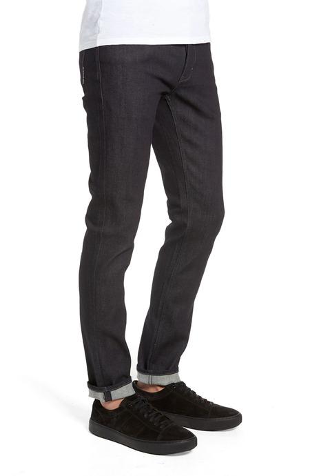 NEUW iggy skinny Untreated Stretch Denim Jean - Dry
