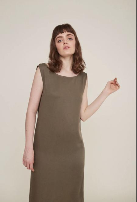 Rita Row Julia Dress - Khaki