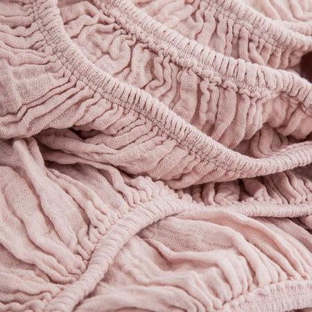 Autumn Paris Fitted Bed Sheet Queen