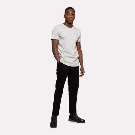 RVLT Pocket T-shirt - Grey Melange