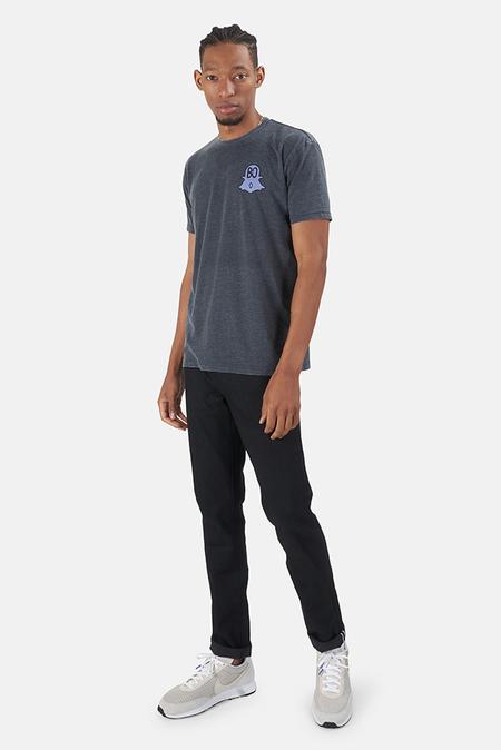 Kinetix x Blue&Cream Ghost T-Shirt - Charcoal