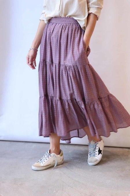 Xirena Iris Skirt - Raw Amber