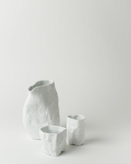 WINN'S Sake Set - White