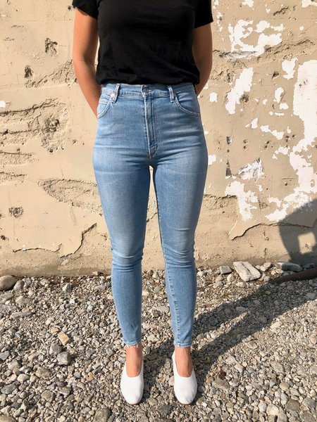 Citizens of Humanity Chrissy High Rise Jeans - Islands
