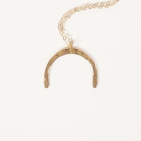 Son of a Sailor Valentina Arc Necklace