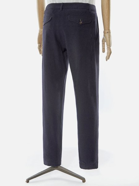 Universal Works Aston Trousers - Navy