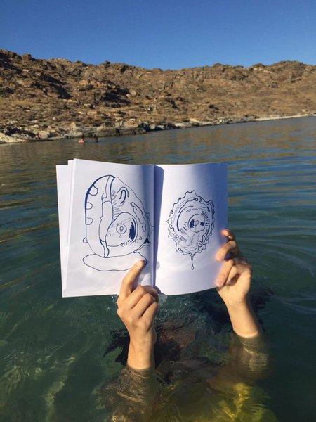 DI PETSA Wetness Poetry Book