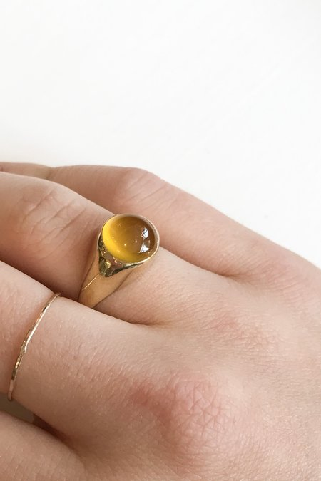 Luiny Primary Ring - Yellow