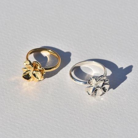 Leigh Miller Poppy Ring - Gold Plated