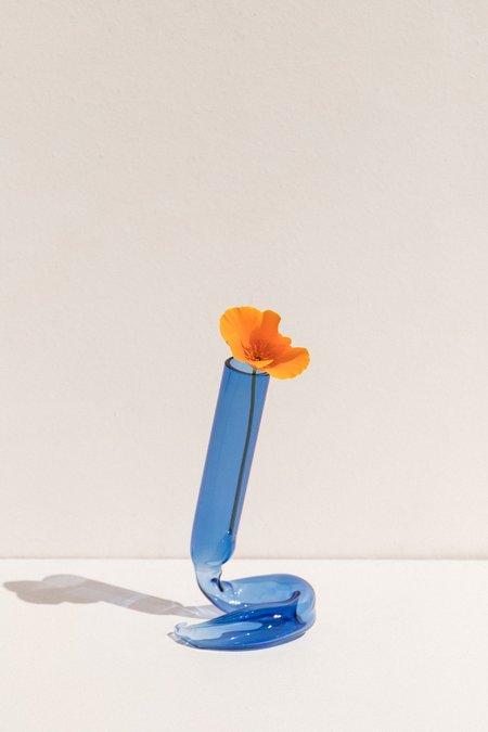 Thomas Maxam Abomination vase - Blue