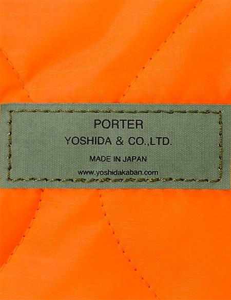 Porter Yoshida & Co Force Shoulder Bag - Olive Drab