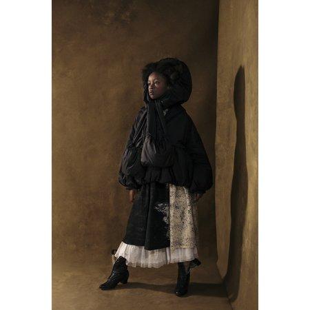 Kids little creative factory unexpected jacket - black