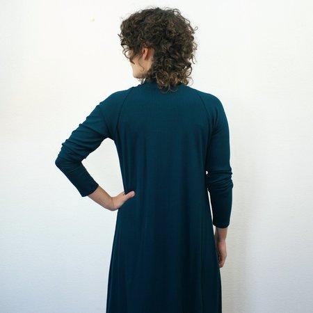 Pillar Ally Dress - Teal