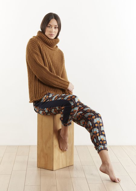 THE ODELLS Funnel Neck Sweater - Garam