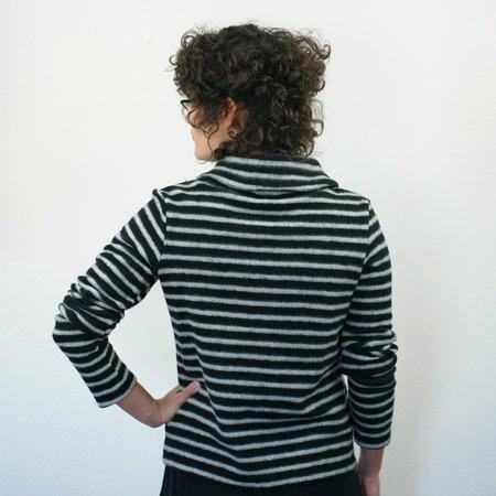 COKLUCH Musca Top - Fleece Stripe