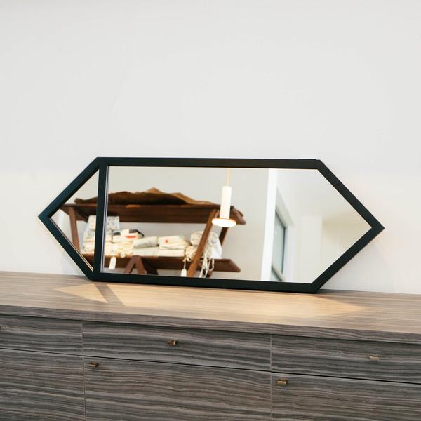 ALEX DREW & NO ONE Crystal Mirror