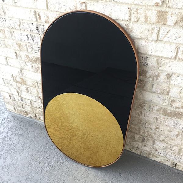 Bower Cylinder Mirror