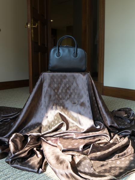 Isaac Reina Standard Mini Bond Bag - Black