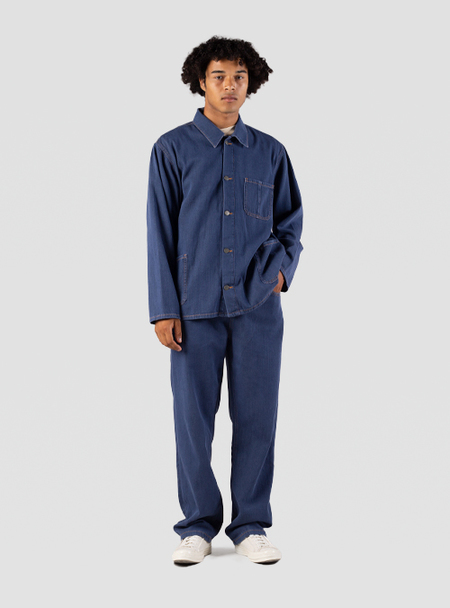i and me Chore Jacket - worker blue