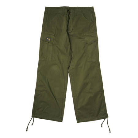 Stan Ray Loose Cargo Pants - Olive Drab