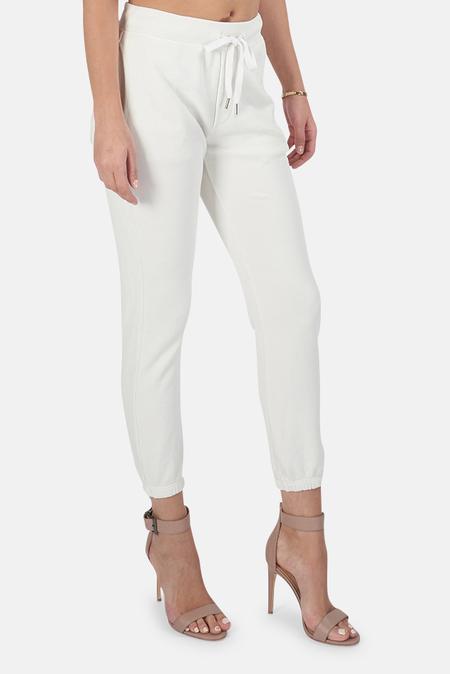NSF Demi Sweatpant - Soft White