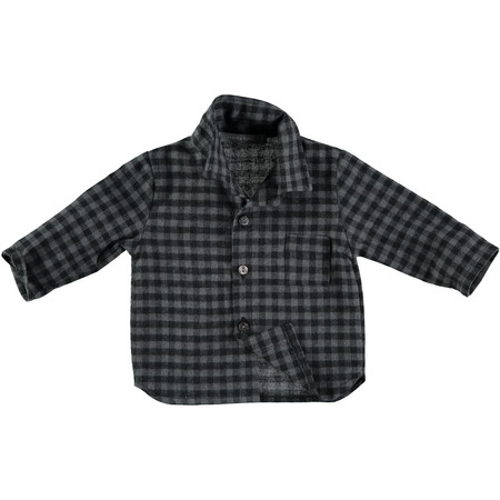 Kids 1+ in the Family Benet Check Shirt