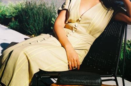 Rupahaus Margot Dress - Ochre