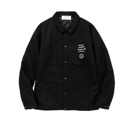 POET MEETS DUBWISE PMD Work Jacket - Black