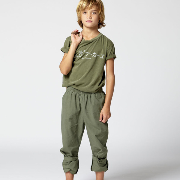 The Animals Observatory Butcher Kid's Pants