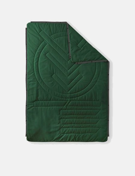 Voited Blankets Voited Recycled Ripstop Outdoor Pillow Blanket - Eden Green