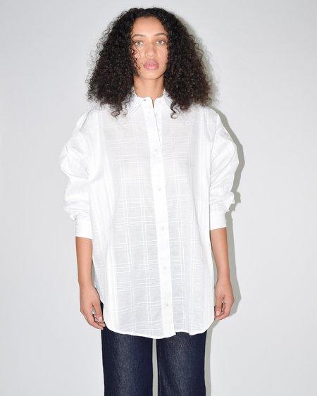 Rachel Comey Isa Shirt - white
