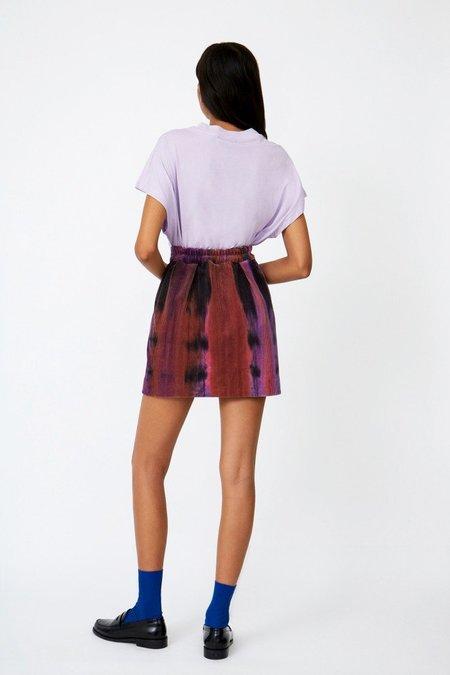 Roseanna Tatum Sunset Skirt - Purple Haze