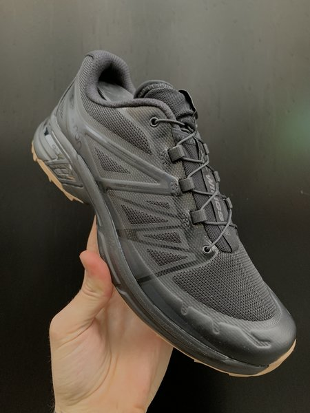 SALOMON XT-WINGS 2 ADVANCED sneakers - Black/Black/Magnet