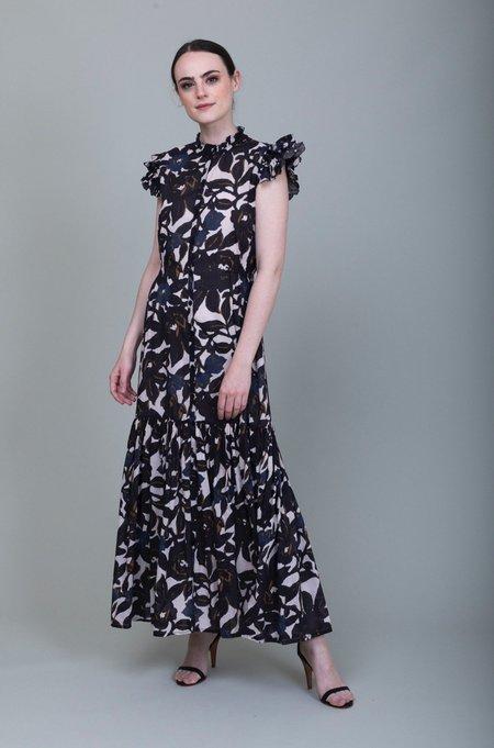 Apiece Apart Pacifica Maxi Dress - Odense Floral