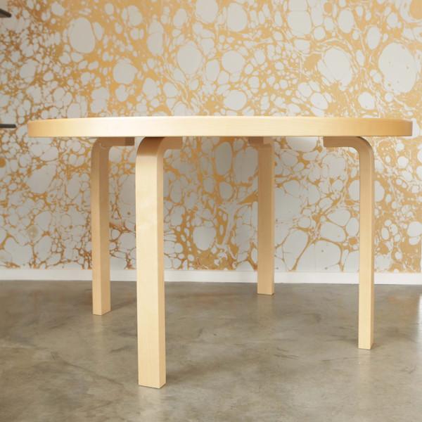 ARTEK LINOLEUM 91 TABLE