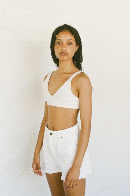 Rollas Original Short - Vintage White