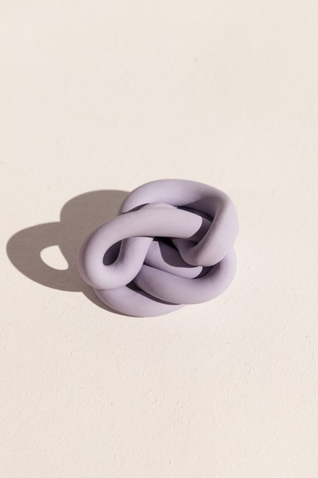 Arowm Jumbo Knot - Lilac
